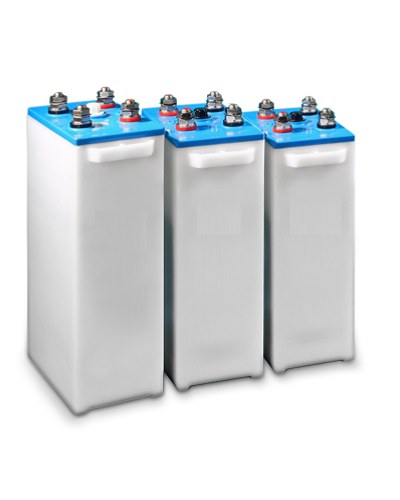 Batteries Nickel-Fer