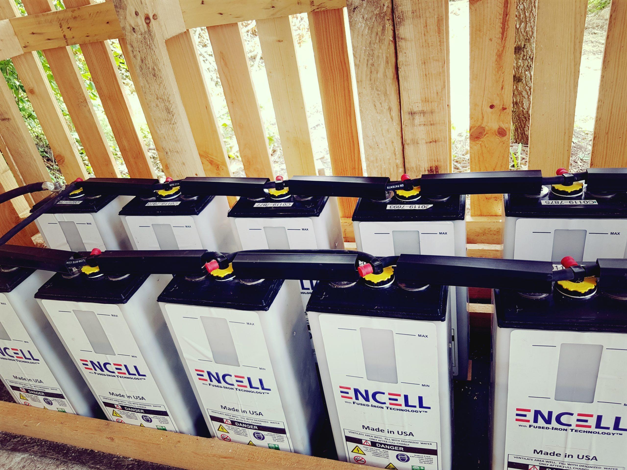Batterie Encell