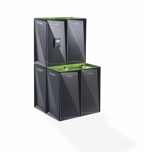 Batterie Sodium-Ion GREENROCK