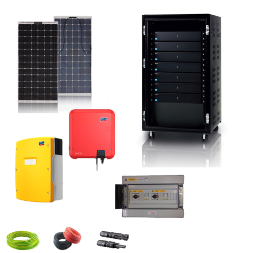 Kit auto consommation 3kWp